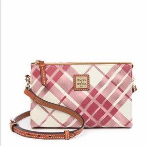 Dooney & Bourke Harding Janine Plaid Crossbody Bag